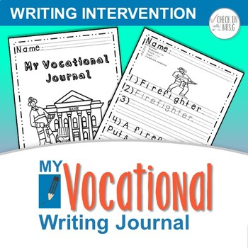 Life Skills Vocational Writing
