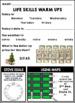 Life Skills Warm Ups: DECEMBER - Christmas, Special Education, ELA and Math