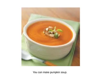 Special Education: What Can You do With a Pumpkin?  Fall Power Point