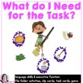 Life Skills Item Associations What Do I Need Receptive Expressive Language