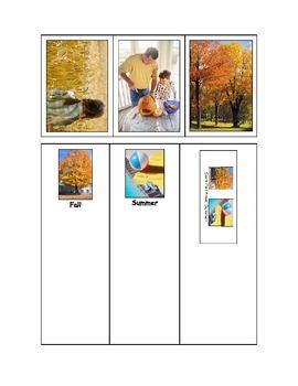 Life Skills: Summer vs. Fall