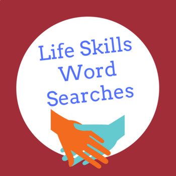 Life Skills Word Searches