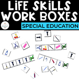 Life Skills Work Boxes