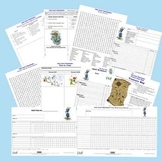Life Skills Worksheets (Goal Setting, Problem Solving & Time Management)
