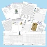 Life Skills Worksheets (Goal Setting, Problem Solving & Time Management)