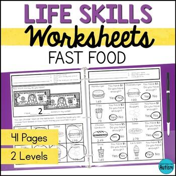 Worksheet for sorting foods that go in the pantry/fridge/freezer ...
