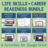 Life Skills and Career Readiness Bundle for Google Drive