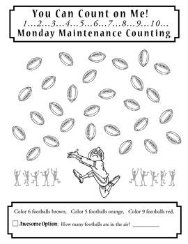 "Life Skills in Monday Maintenance 3.2 November ""Football"" Ed."