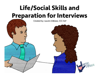 Life Skills/Social Skills for Interviews
