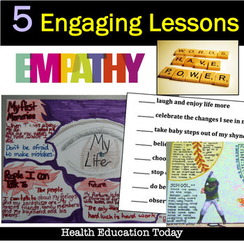 Health Lesson: Life Stories Project-Overcoming Hardships and Sharing Your Story