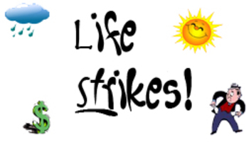 Life Strikes! Life Generator
