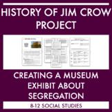 Life Under Jim Crow: Segregation Museum Exhibit