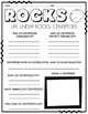 Life Under Rocks Research Sheets & Scavenger Hunt