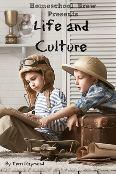 Life and Culture (First Grade Social Science Lesson)