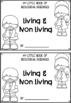 Life and Living Mini Book and Worksheets