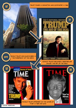 Life and Times of DONALD TRUMP