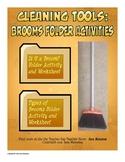Job and Life Skills:  Broom File Folder Activities