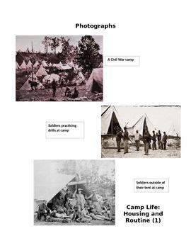 Life as a Civil War Soldier