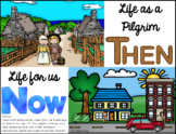 Pilgrims ~ THEN and NOW