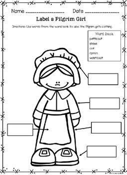 Life as a Pilgrim and Wampanoag Child