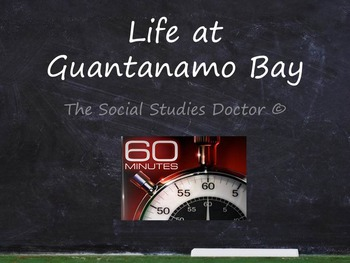 Life at Guantanamo Bay (Video Link + Questions)