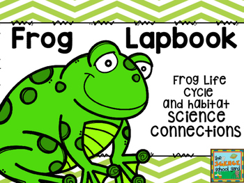 Life Cycle Of A Frog Lapbook