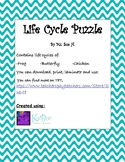 Life cycles Puzzles