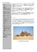 Life in Ancient Egypt -  Text and Worksheets