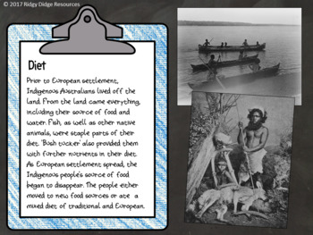 Life in Colonial Australia Informative Powerpoint
