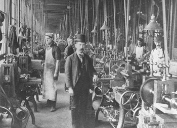 Life in a Factory: An Introduction to Industrialism in the Gilded Age