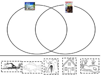 Life in a Pond/Bed for the Winter Venn