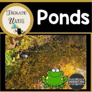 Pond Animals: Thematic Unit