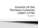 Life in the American Colonies (1607-1770)  Powerpoint Pres
