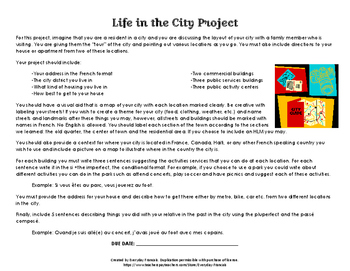 Life in the City Project