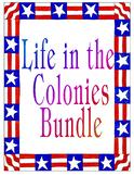 Life in the Colonies Unit Plan Bundle