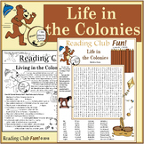 Life in the Colonies (from Columbus to the Revolution): Pu