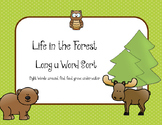 Life in the Forest, Long U Word Sort