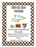Life in the Forest Supplemental Materials with Reading Street