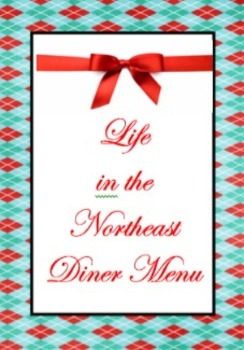 Life in the Northeast Diner Menu