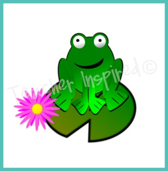Life in the Pond Clip Art Pack