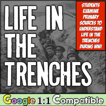 Life in the Trenches: An examination into Trench Warfare in World War I (WWI)