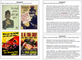 Life in the US During WWII (LP + Docs + PPT + Notes)