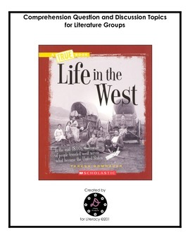 """""""Life in the West"""" Comprehension Questions"""