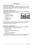Life is Beautiful (1997) Creative and Functional Writing Assignments