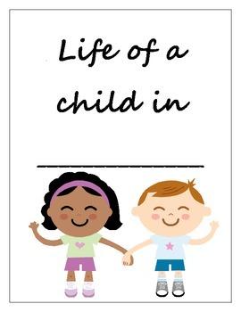 Life of A Child Where I Live