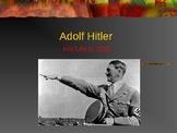 Life of Adolf Hitler - 1889-1933