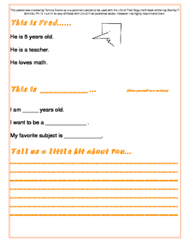 Life of Fred Dogs Supplemental Worksheet Packet