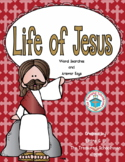 Life of Jesus Word Search Puzzles