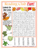FREE Life-Giving Leaves Puzzle Packet