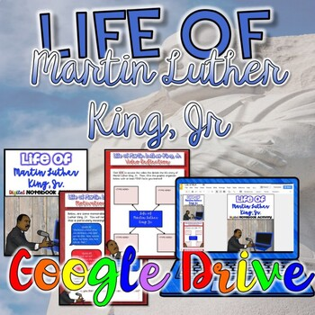 Life of Martin Luther King, Jr. {Digital}